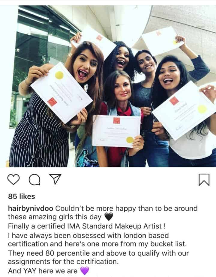 London College Of Makeup In Dubai